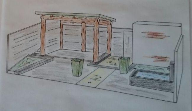 Hovenier hoevelaken nijkerk amersfoort hovenier for Tuinontwerp door studenten