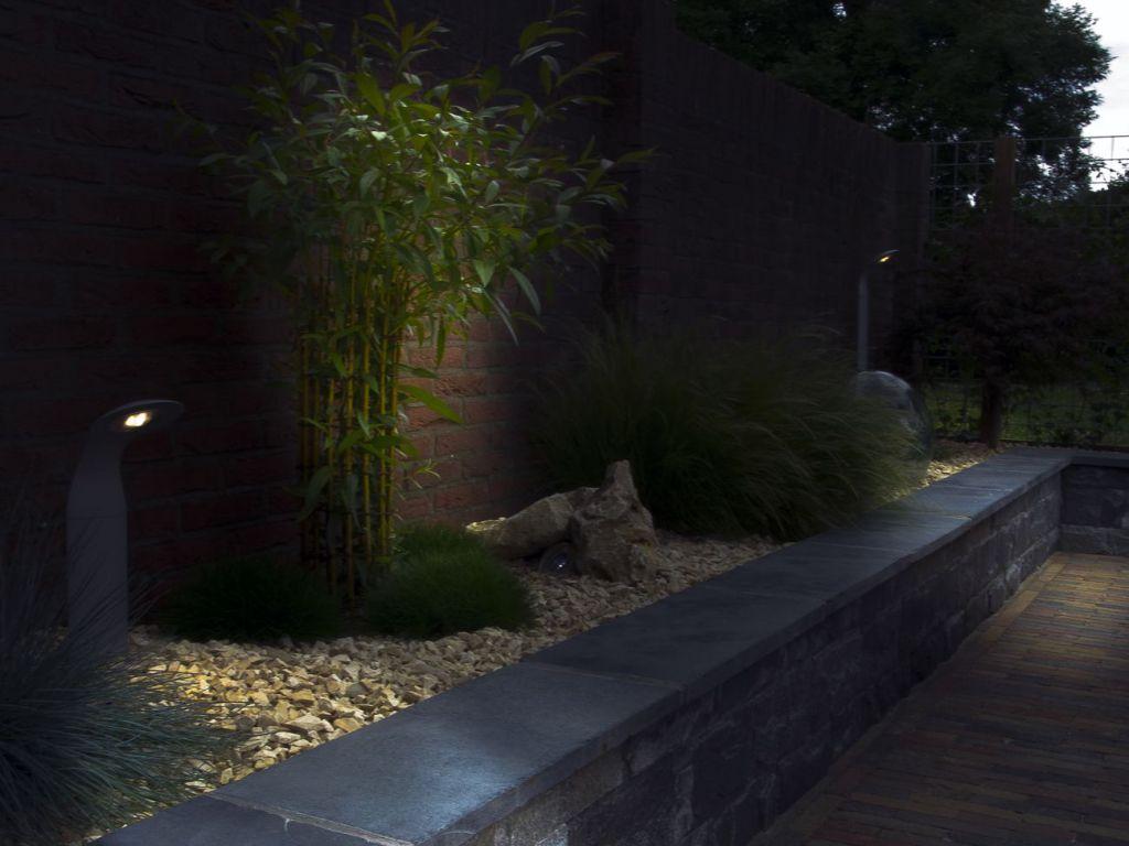 Tuinverlichting - Hovenier Zilveren Roos Tuinen